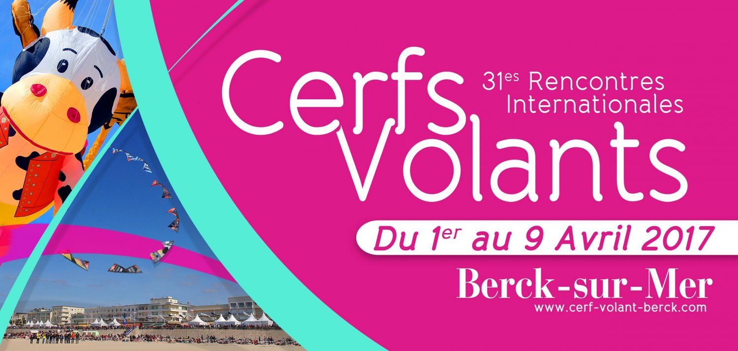 Rencontres internationales de cerfs volants 2018