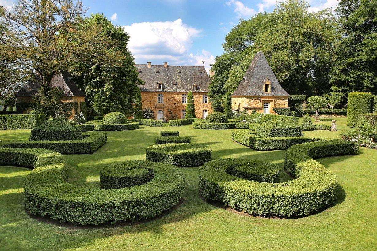 Eyrignac et ses jardins triplancar for O jardins d eglantine
