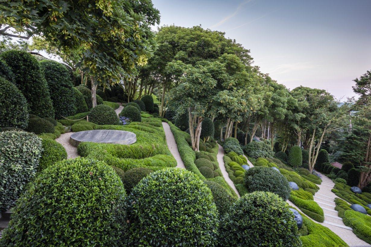 Les Jardins D Etretat Triplancar