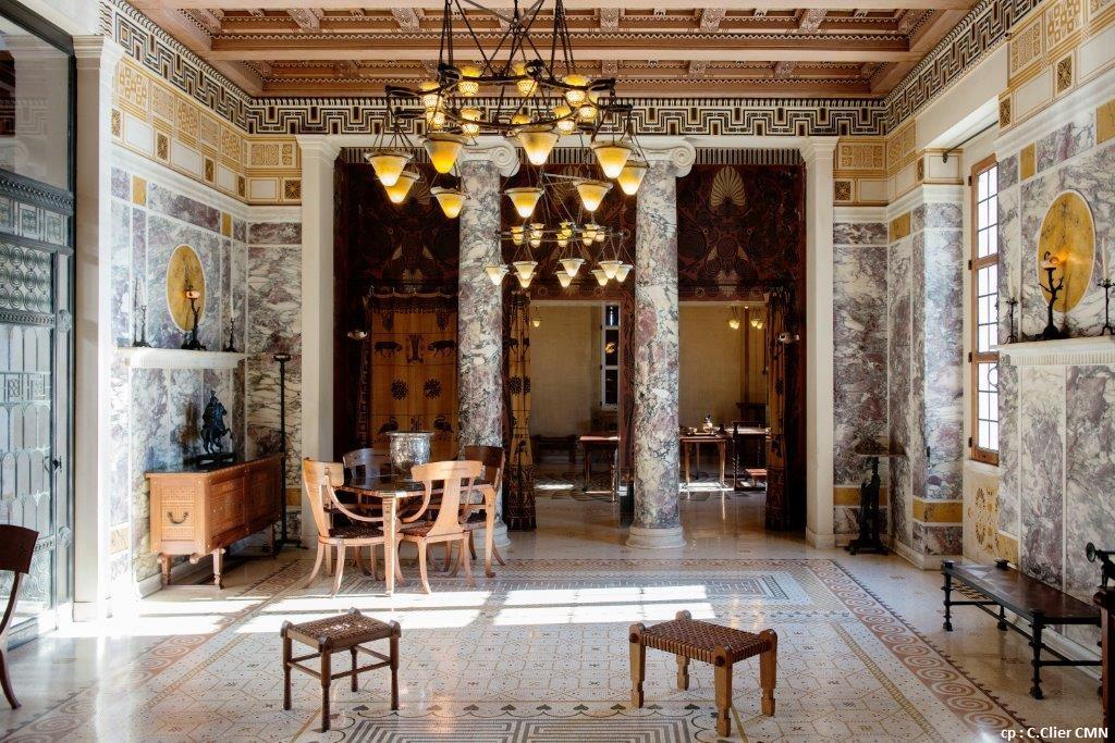 Villa Grecque K 233 Rylos Triplancar