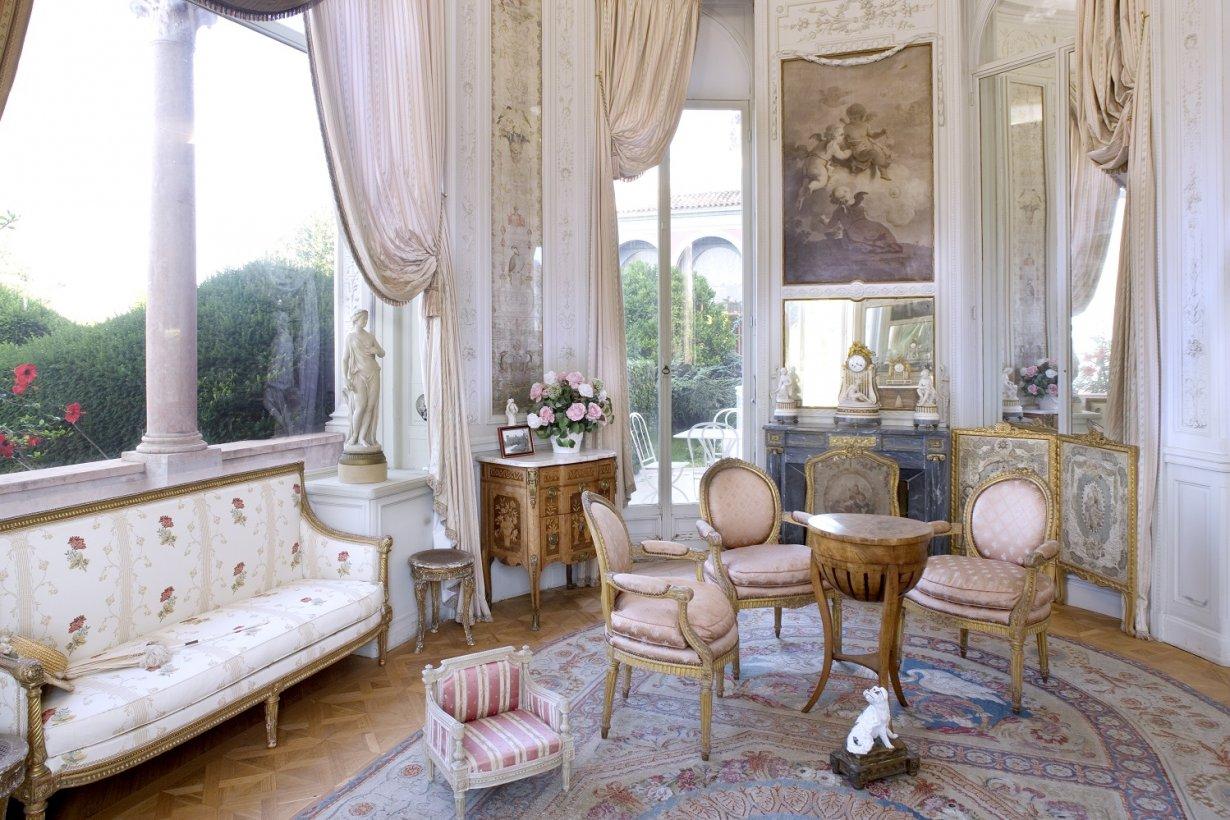 Villa ephrussi de rothschild triplancar - Jardins ephrussi de rothschild ...