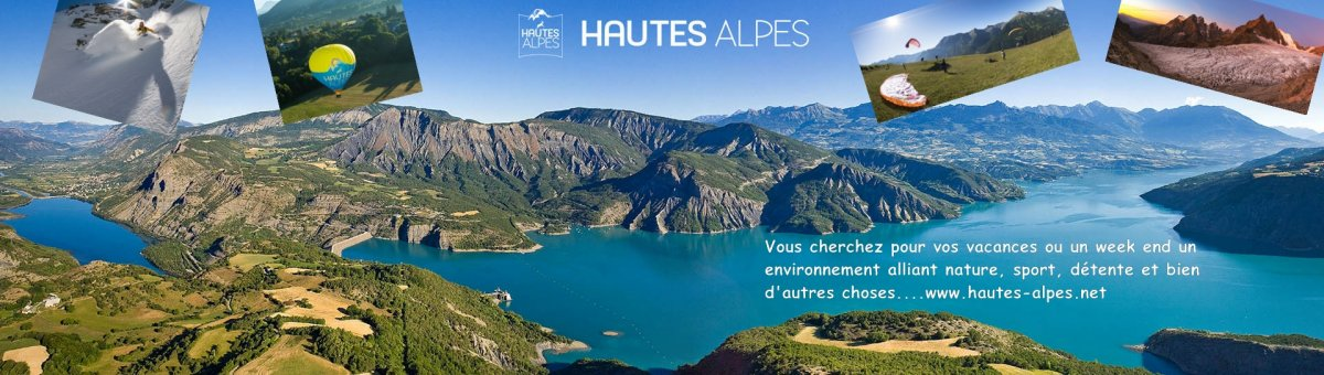 Découvrez les Hautes Alpes
