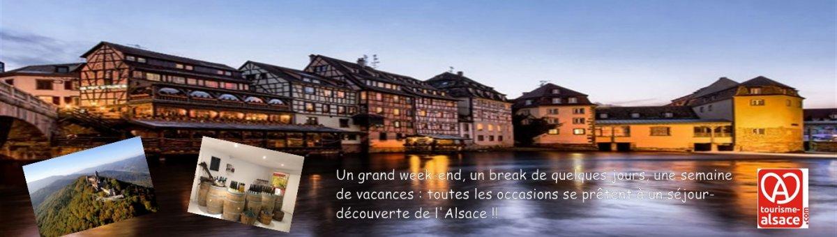 Découvrez l'Alsace