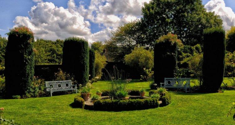 parc floral et des jardins du Bois des Moutiers