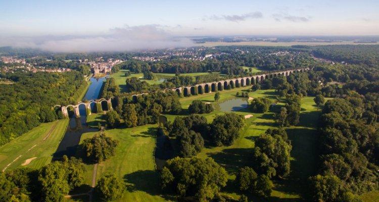 Aqueduc du Canal Louis XIV