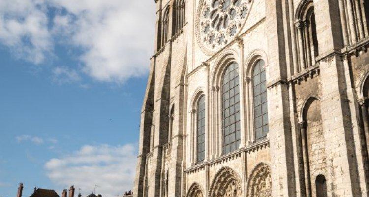 Visite de Chartres en petit train touristique