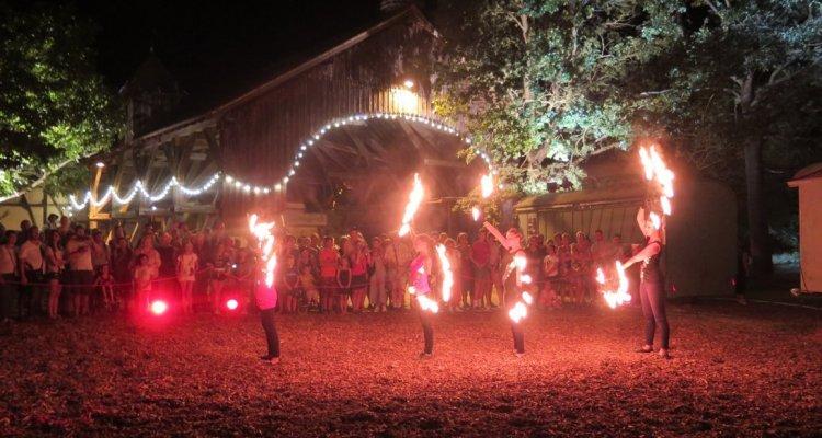 Songes et lumières Ecomusée d'Alsace