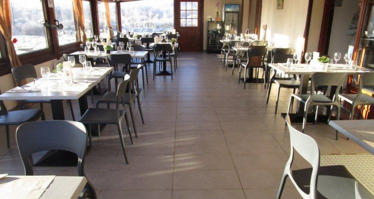 Restaurant le Pont des Aulnes Les Mazures