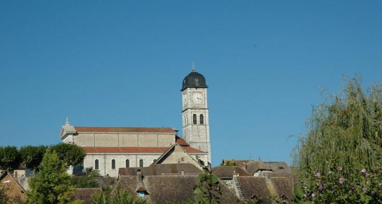 Village de Brangues