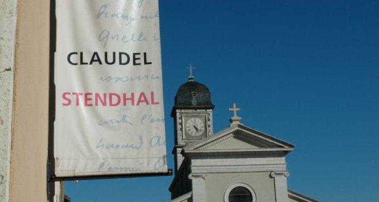 Espace d'exposition Claudel - Stendhal - Eglise de Brangues