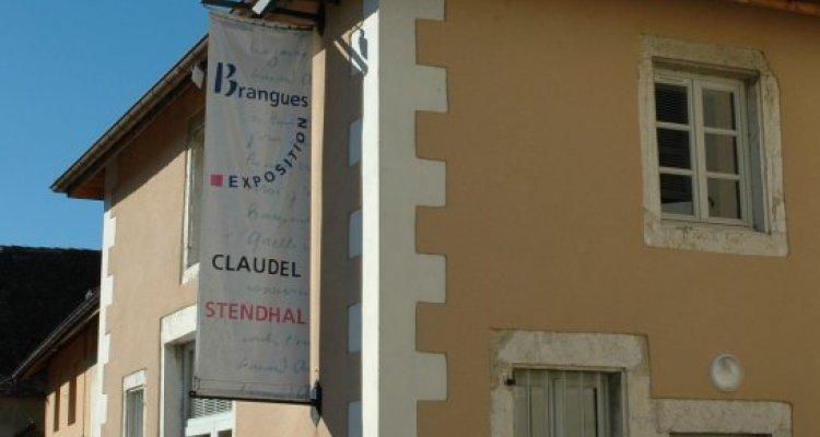 Espace d'exposition Claudel - Stendhal