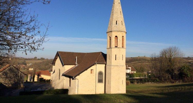 Eglise d'Annoisin Chatelans