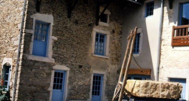 Maison de la Pierre et du Ciment