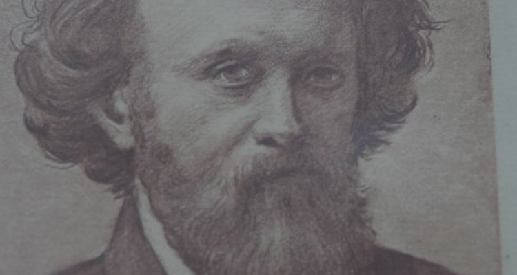 Peintre Auguste Ravier