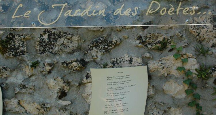 Jardin des poètes