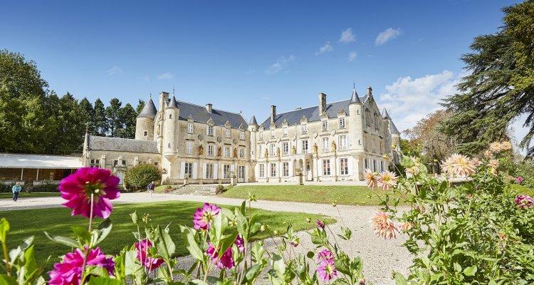 Château de Terre-Neuve - Fontenay-le-Comte - 85200