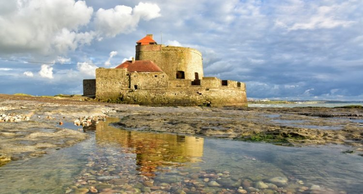Site des 2 caps Fort d'Ambleteuse