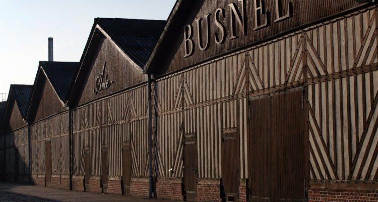 Tourisme Distillerie Busnel