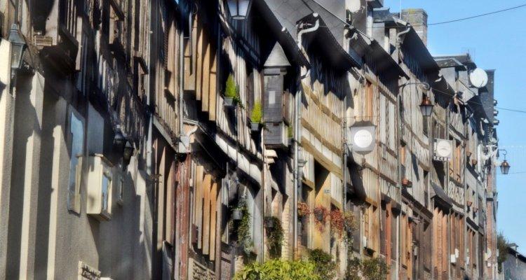 Rue de Pont Audemer
