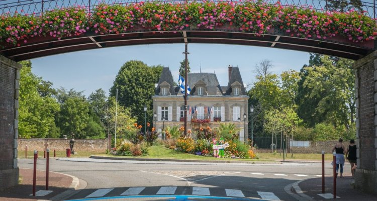 Visite guidée Verneuil Eure