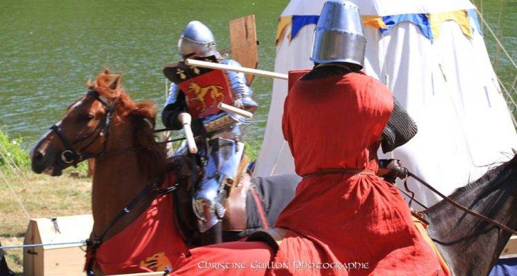 Combat journées médiévales lisors