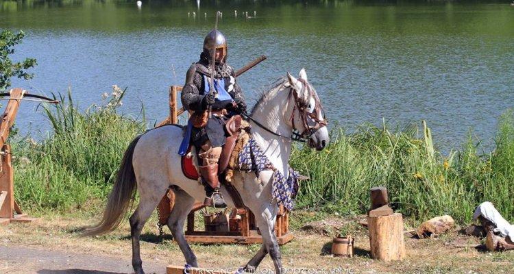 Cavalier Journées Médiévales