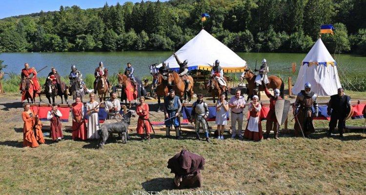 Tourisme journées médiévales Lisors