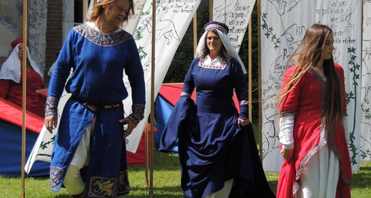 Danse et fables médiévales Journées médiévales
