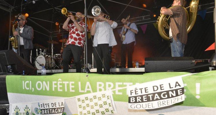 Fête de la Bretagne 2018 - © Jean-Louis Aubert - Région Bretagne