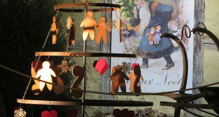 Fêtes de fin d'année Ecomusée d'Alsace