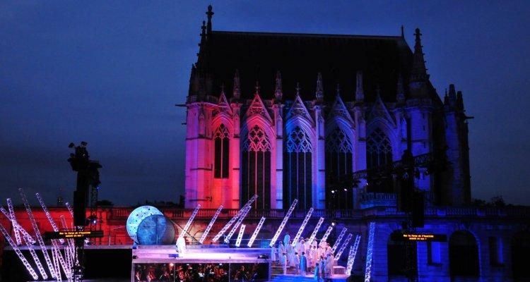 Opéra en Plein Air - La Flûte Enchantée à Vincennes
