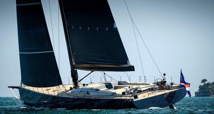 Voilier Monaco yacht show