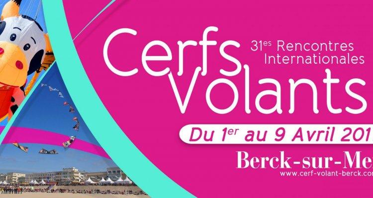 Rencontres internationales Cerfs-Volants Berck