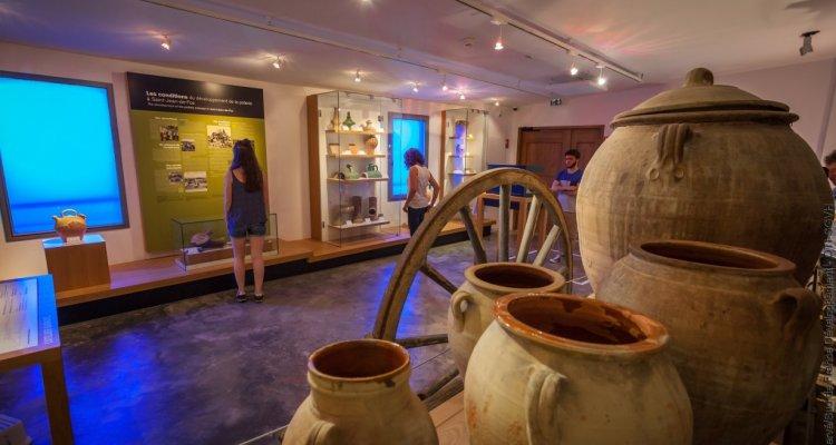 Argileum, la maison de la poterie à St-Jean-de-Fos