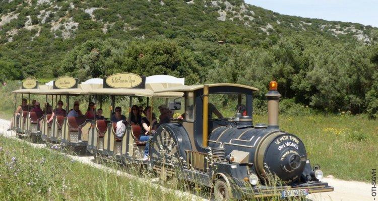 Le Petit train des Vignes