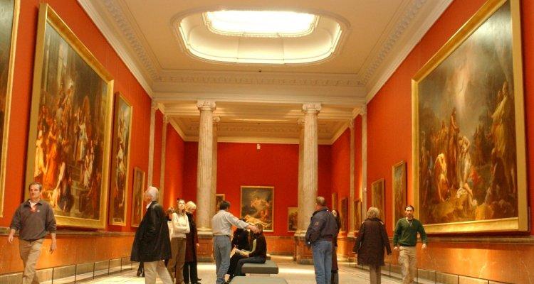 le Musée Fabre à Montpellier