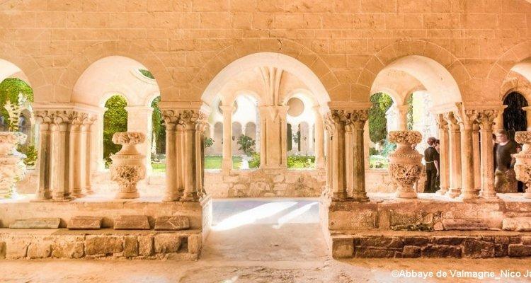 L'Abbaye de Valmagne à Villeveyrac