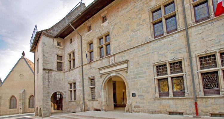 Hôtel de Santans (Hôtel de Ville)
