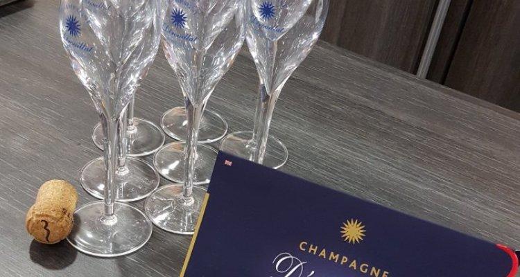 Oenotourisme Champagne Dérouillat