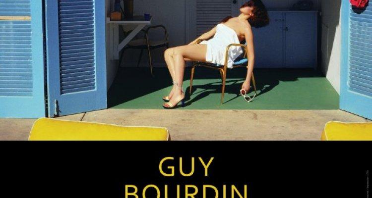 """Campredon centre d'art. Exposition """"Guy BOURDIN, L'Image dans l'Image"""" du 6 juillet au 6 octobre 2019"""
