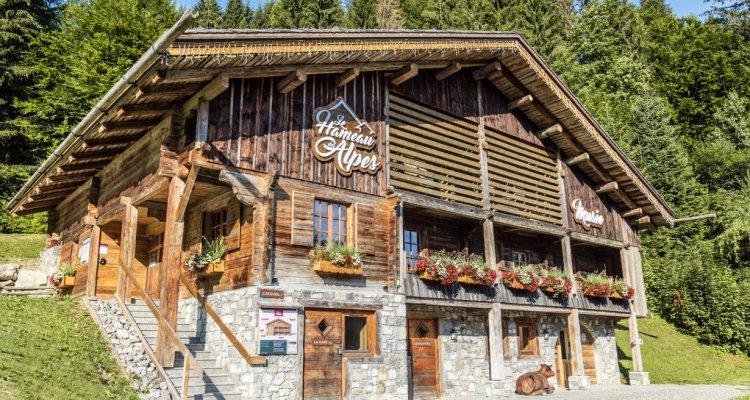 Le Hameau des Alpes / La Clusaz, Haute Savoie