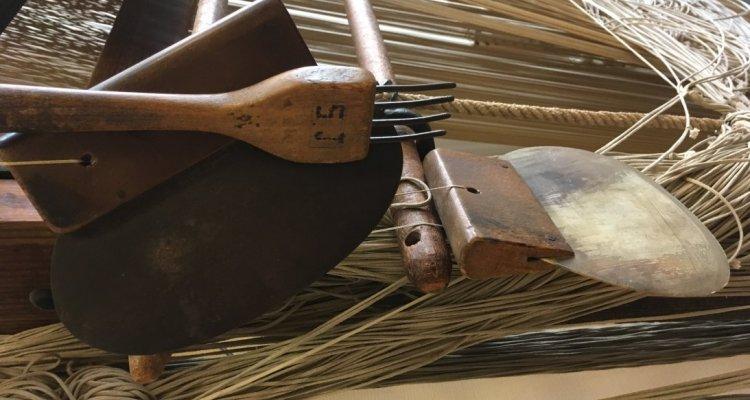 Maison des Canuts, outils.