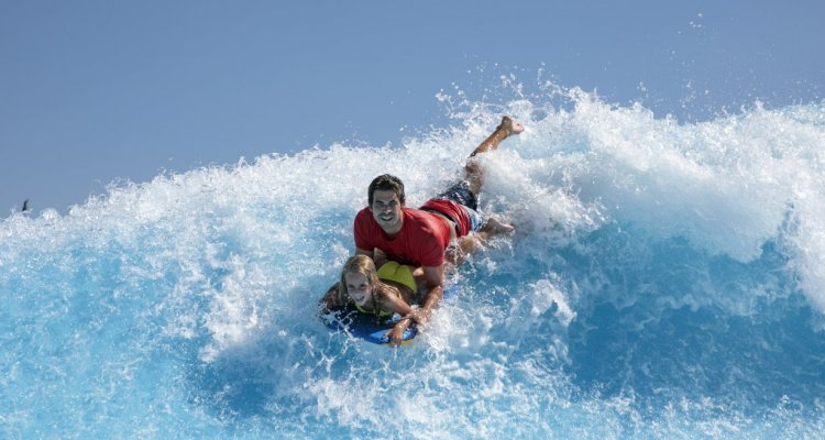 wave wave island