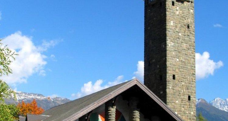 Notre-Dame-De-Toute-Grâce, M.Novarina, architecte ©A.Tobé