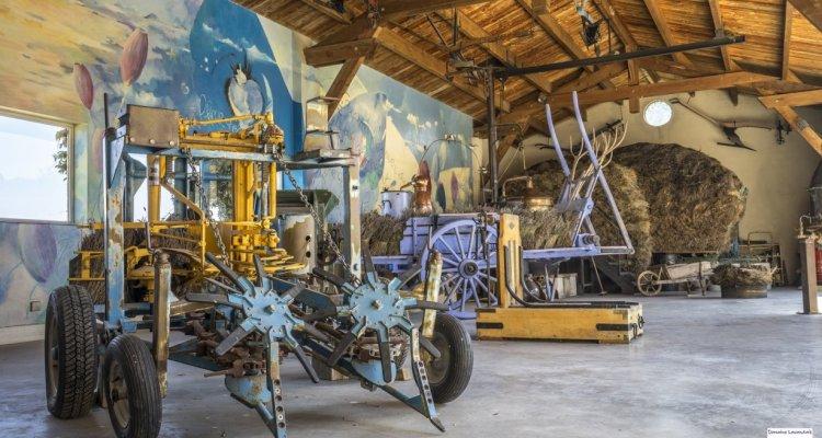 Musée de la lavande saint-remèze