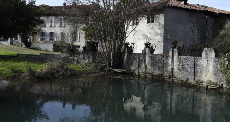 Vue musée aristide bergès