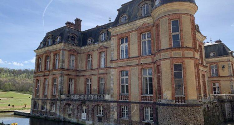 Château de Dampierre / Domaine de Dampierre-en-Yvelines