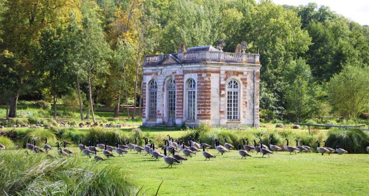 Pavillon de l'Île / Domaine de Dampierre-en-Yvelines