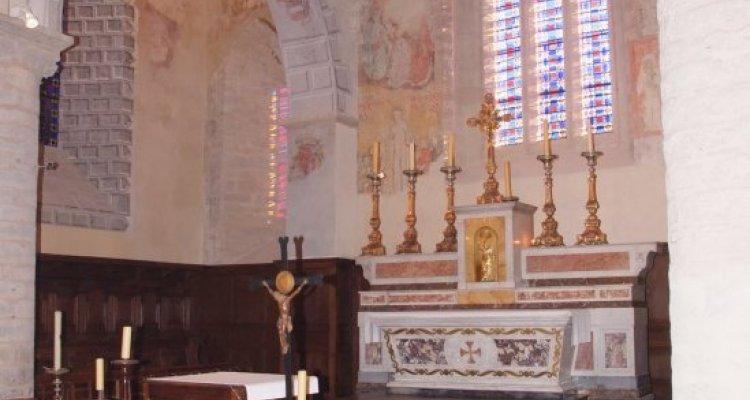 Eglise St Jean Baptiste - Crémieu
