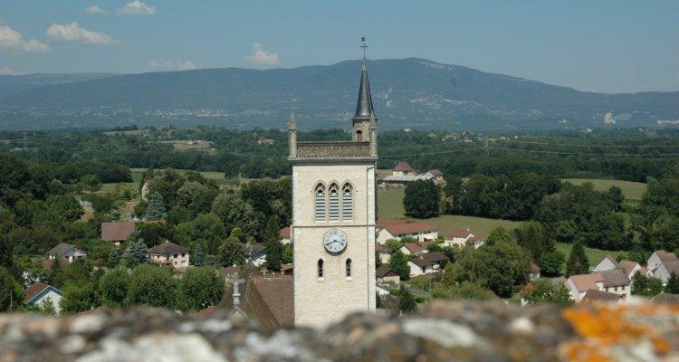 Tour de l'Eglise St Symphorien
